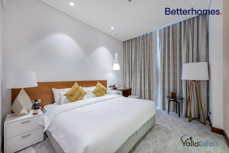 Hotel Rooms & Apartments for Rent in Al Garhoud, Dubai
