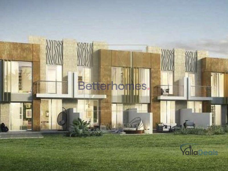 New Projects - Townhouses for Sale in Akoya Oxygen, Dubai
