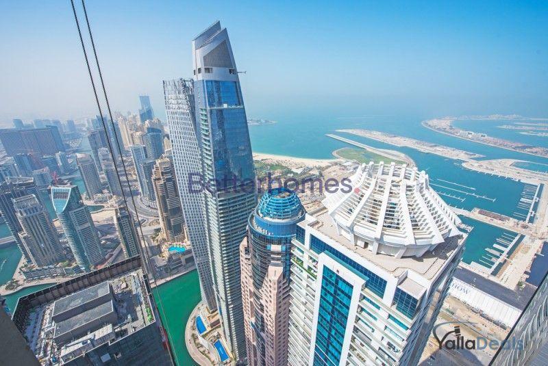 Penthouses for Sale in Dubai Marina, Dubai