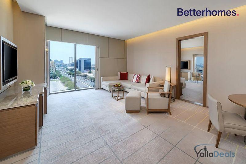 Hotel Rooms & Apartments for Sale in Healthcare City, Dubai