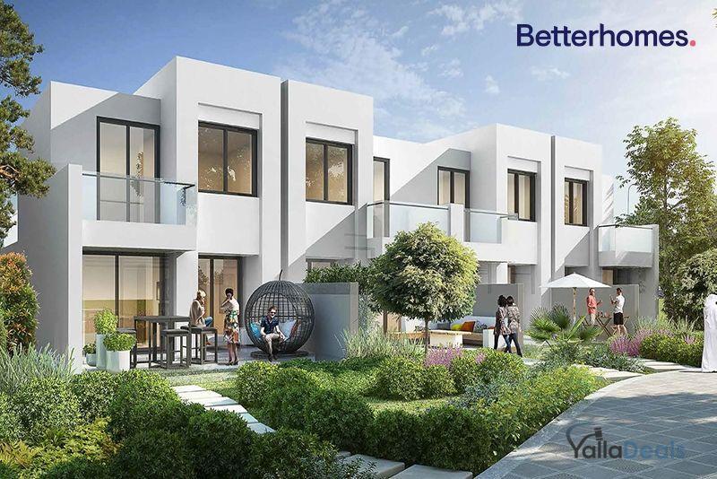 مشاريع جديدة - فلل للبيع في أكويا أوكسجين, دبي