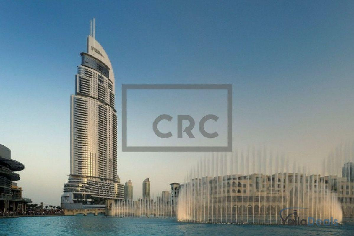 Hotel Rooms & Apartments for Sale in Downtown Dubai, Dubai