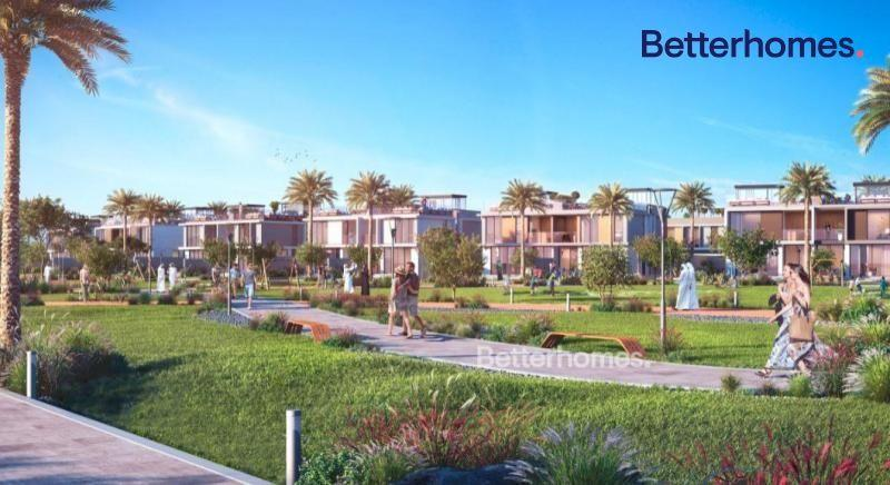 New Projects - Townhouses for Sale in Hills Estate, Dubai