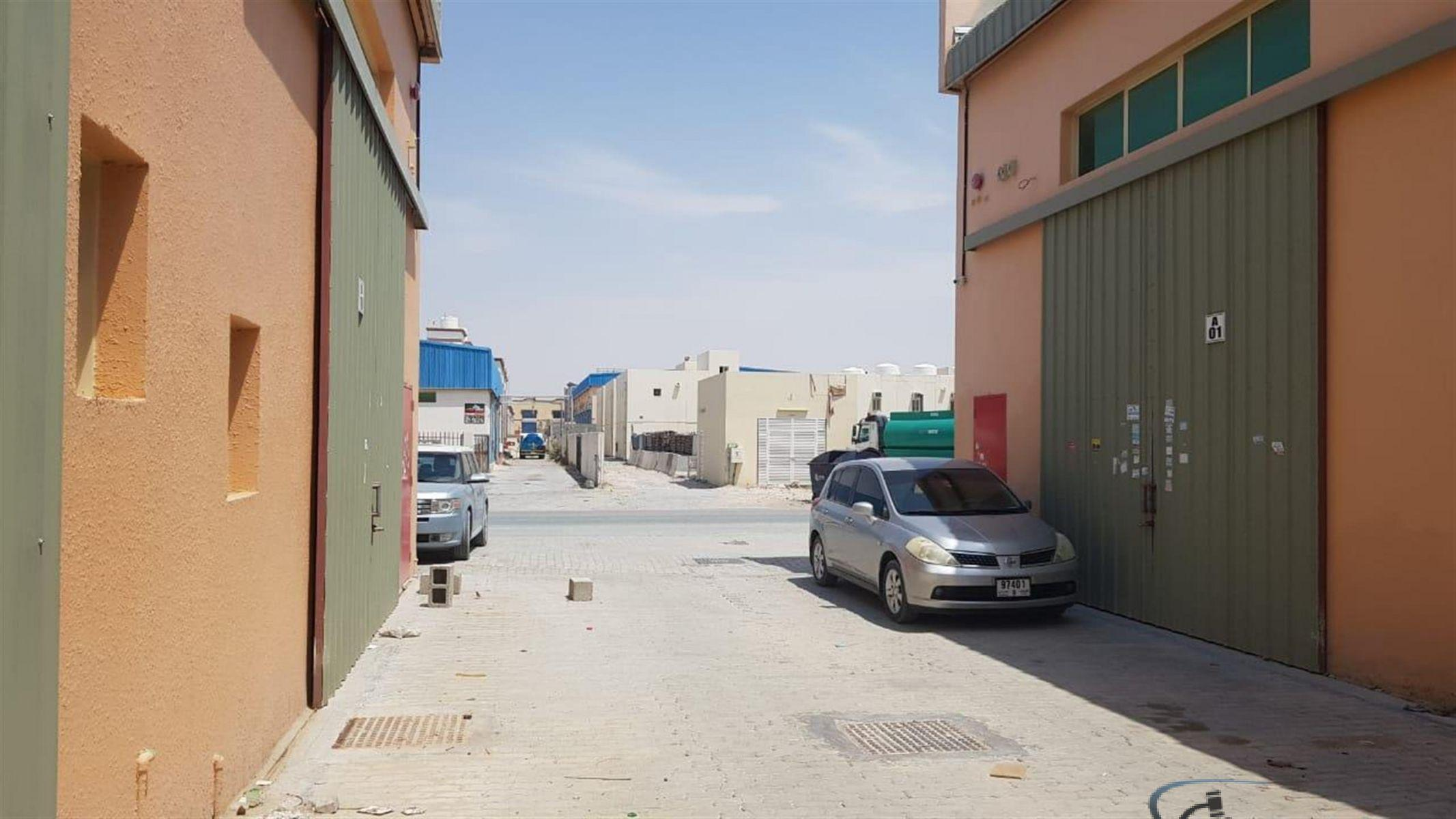Commercial Property for Rent in Al Jurf Industrial, Ajman