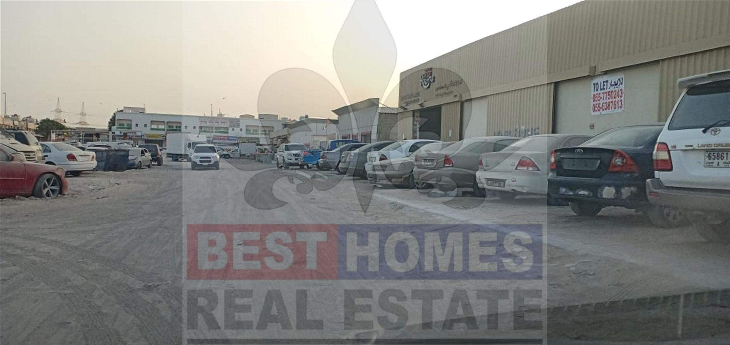 Real Estate_Commercial Property for Rent_New Industrial Area