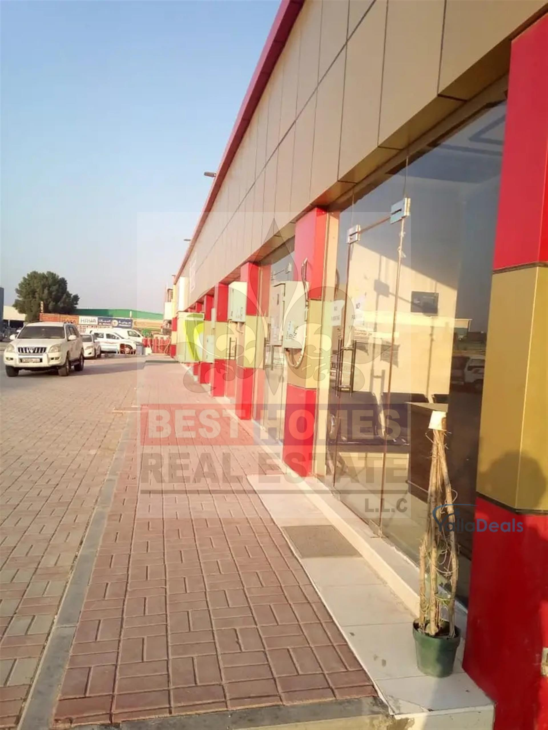 Commercial Property for Rent in New Industrial Area, Ajman
