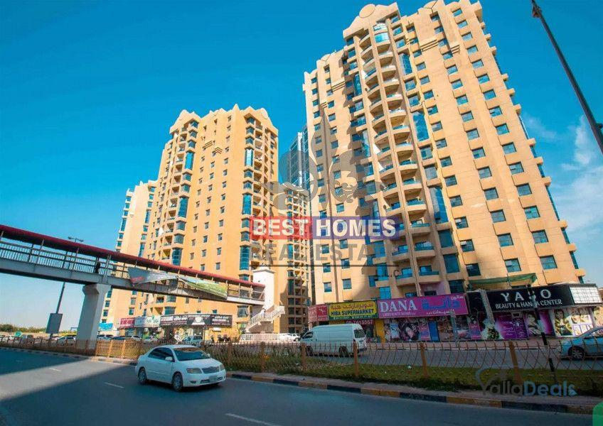 Apartments for Rent in Al Rashidya, Ajman