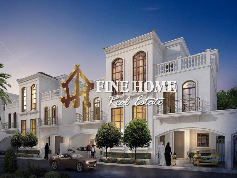 Compounds For Sale  in Airport Road, Abu Dhabi