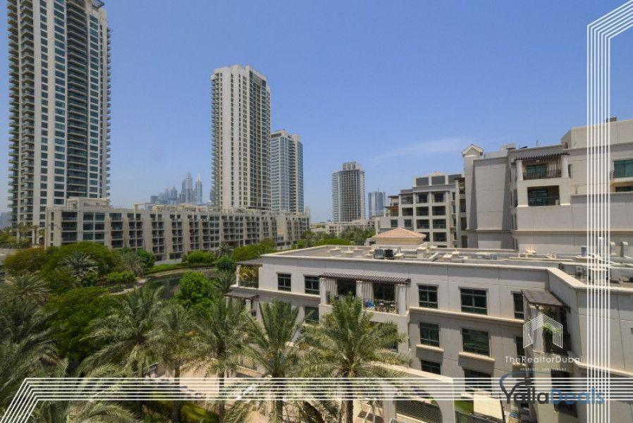 Apartments for Sale in The Greens, Dubai