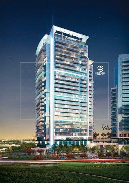 Hotel Rooms & Apartments for Sale in Akoya Oxygen, Dubai