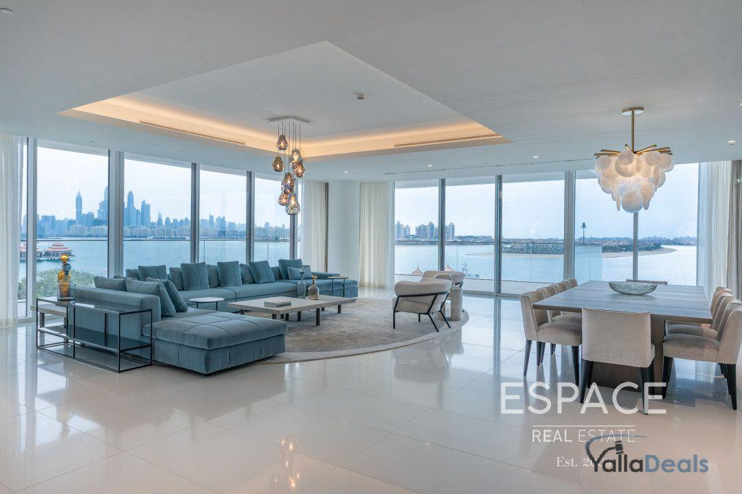 Penthouses for Sale in The Palm Jumeirah, Dubai