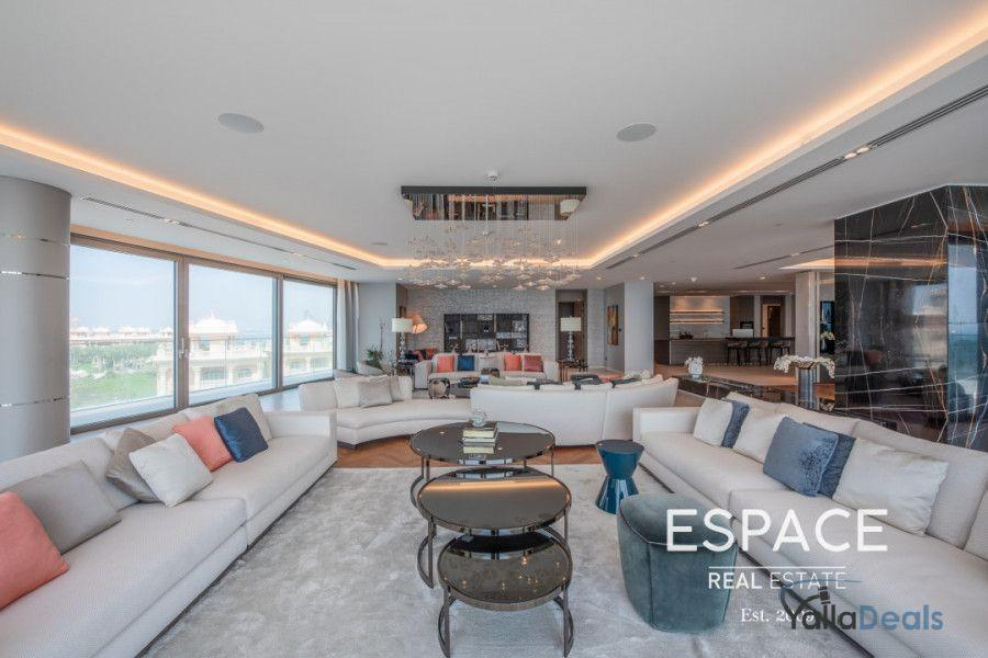 Penthouses for Sale in The Palm Jumeirah, Dubai
