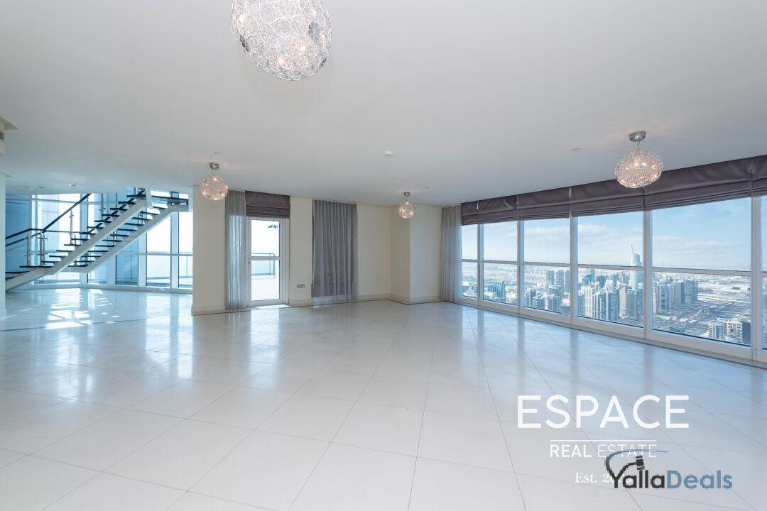 Penthouses for Sale in Dubai Marina, Dubai