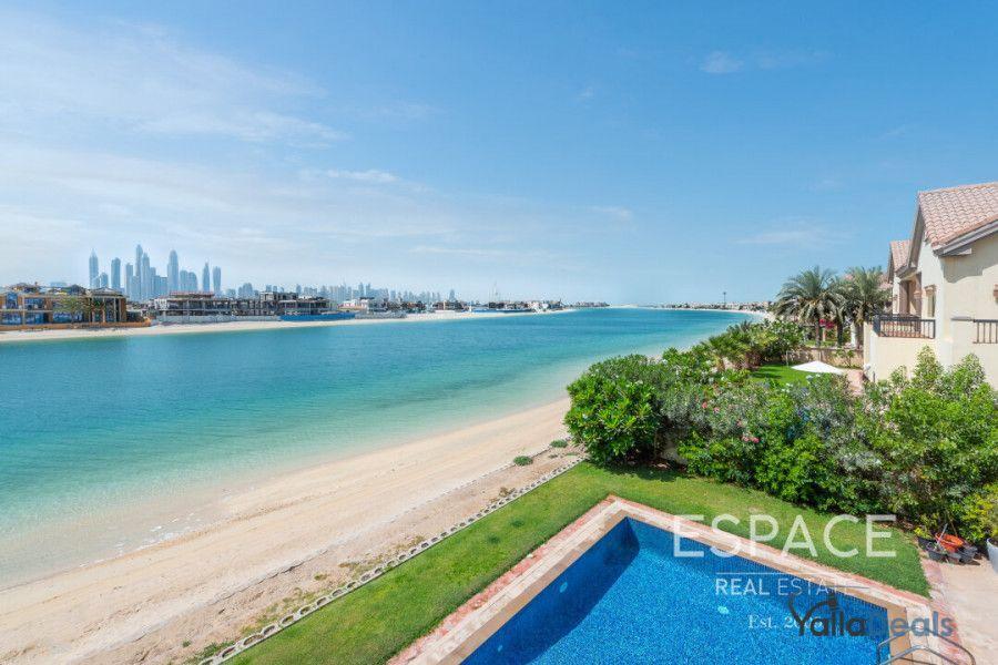 Villas for Sale in The Palm Jumeirah, Dubai