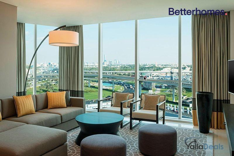 Hotel Rooms & Apartments for Rent in Sheikh Zayed Road, Dubai