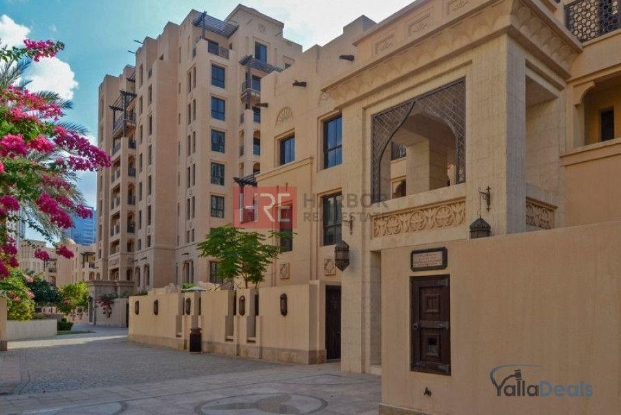 Apartments for Rent in Old Town, Dubai