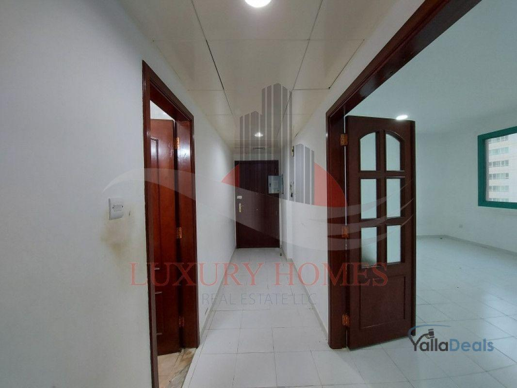 Apartments for Rent in Tourist Club Area, Abu Dhabi