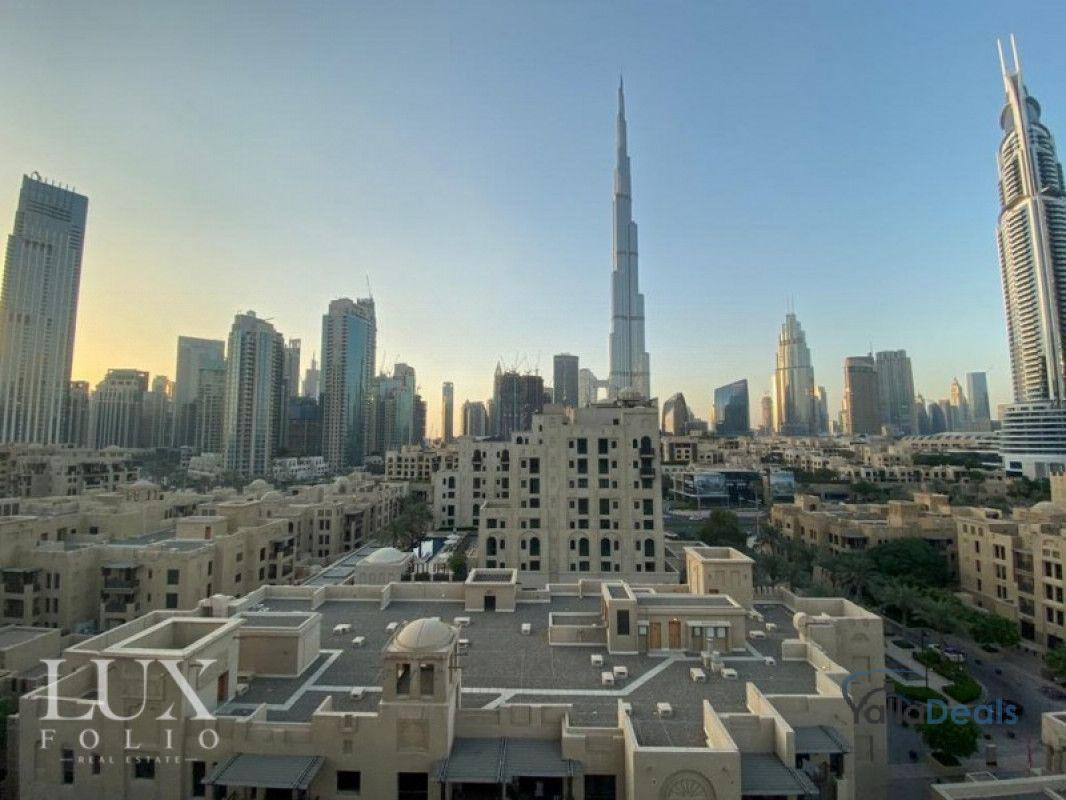 Penthouses for Rent in Old Town, Dubai