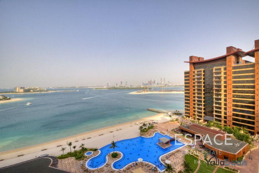 Apartments for Rent in The Palm Jumeirah, Dubai