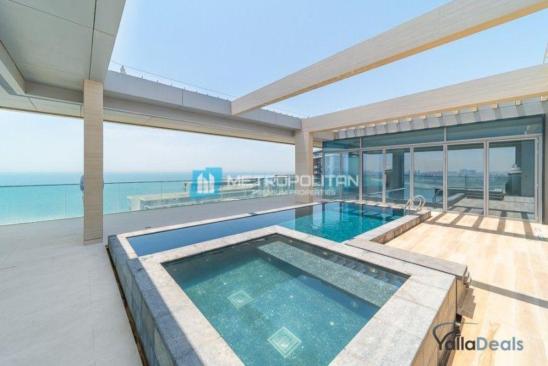 Penthouses for Sale in Bluewaters Island, Dubai