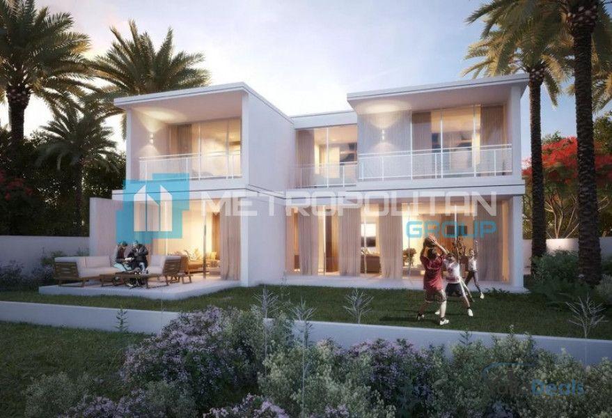 Villas for Sale in Hills Estate, Dubai
