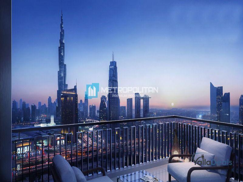 New Projects - Apartments for Sale in Downtown Dubai, Dubai