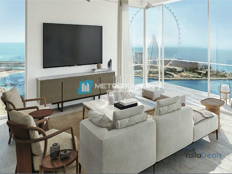 مشاريع جديدة - شقق للبيع في جميرا بيتش ريزيدنس, دبي
