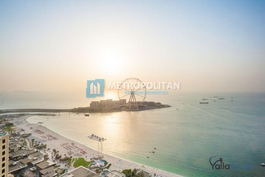 Penthouses for Sale in JBR Jumeirah Beach Residence, Dubai