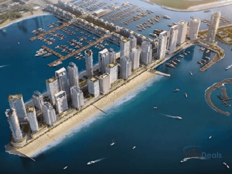 New Projects - Apartments for Sale in EMAAR Beachfront, Dubai