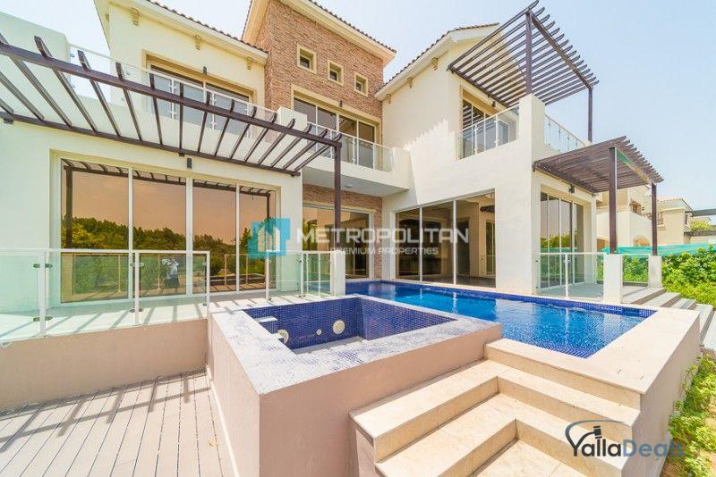 Villas for Sale in Jumeirah Golf Estates, Dubai
