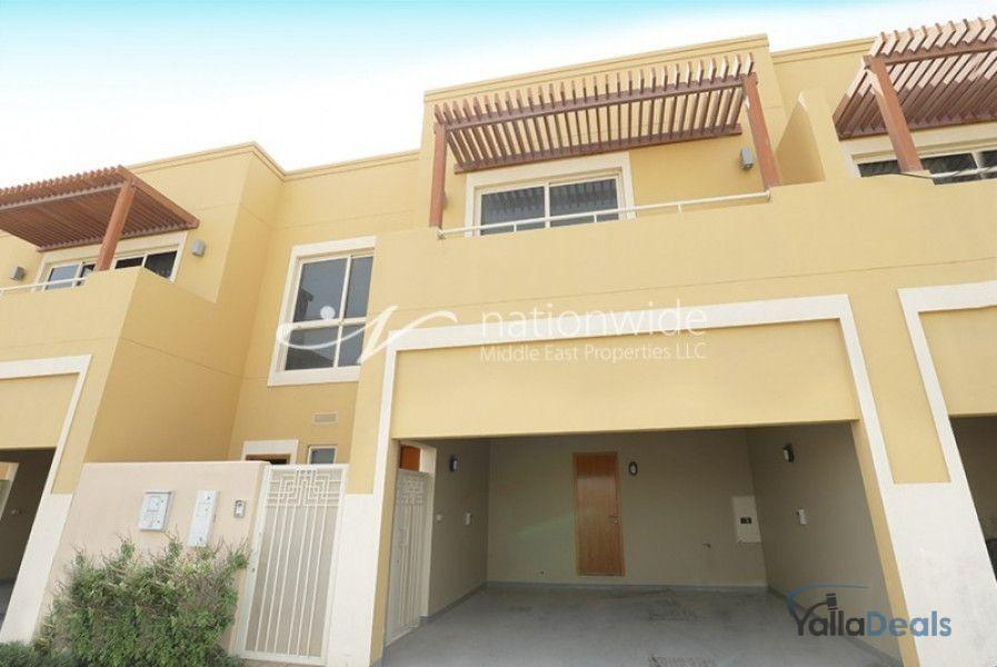 Townhouses for Rent in Al Raha Gardens, Abu Dhabi