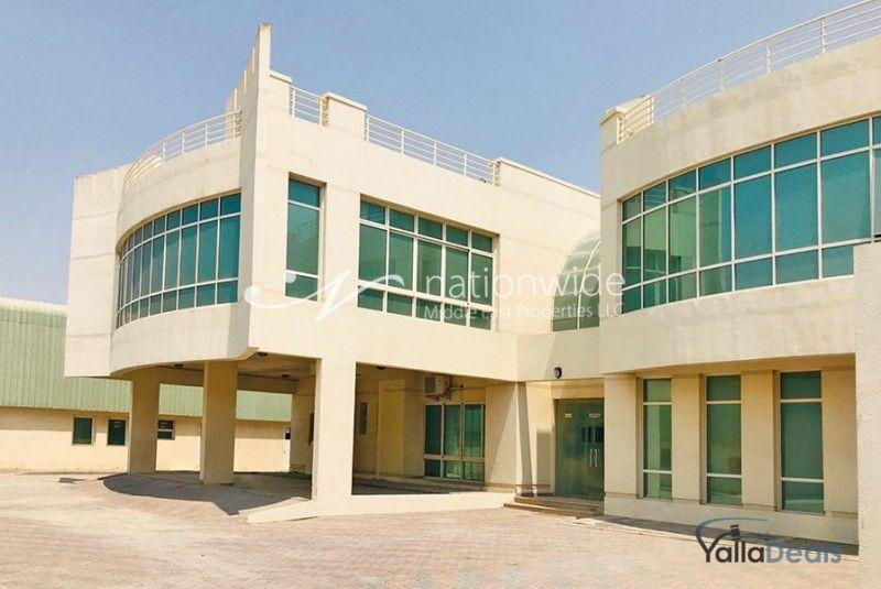 Commercial Property for Rent in Mussafah, Abu Dhabi