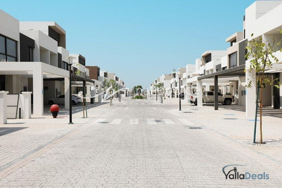 Townhouses for Rent in Al Salam Street, Abu Dhabi
