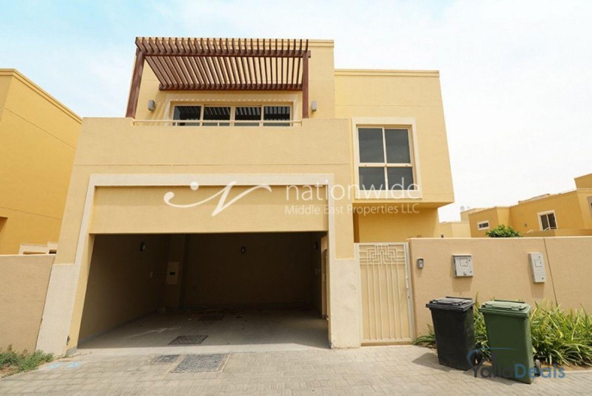 Townhouses for Rent in Al Raha Gardens, Abu Dhabi