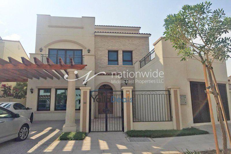 Villas for Sale in Al Salam Street, Abu Dhabi