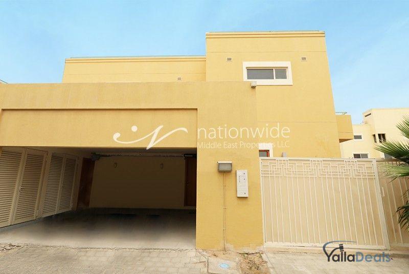 Villas for Sale in Al Raha Gardens, Abu Dhabi