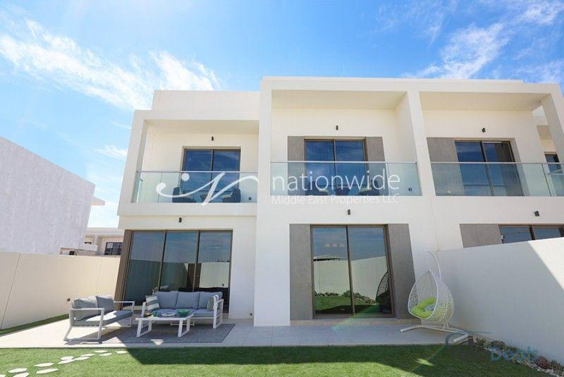 Townhouses for Sale in Yas Island, Abu Dhabi