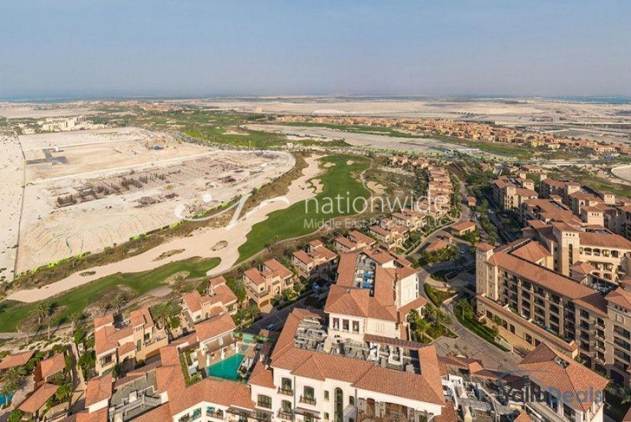 Lands for Sale in Yas Island, Abu Dhabi