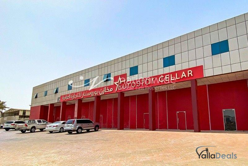 Commercial Property for Sale in Mussafah, Abu Dhabi