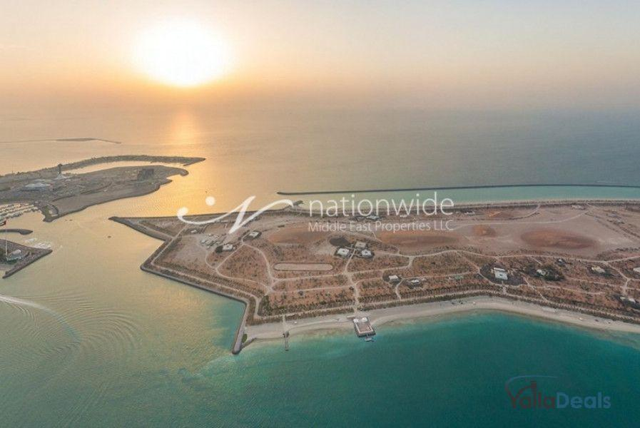 Lands for Sale in Yas Island, Abu Dhabi