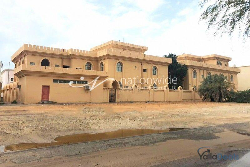 Compounds For Sale  in Al Mushrif, Abu Dhabi