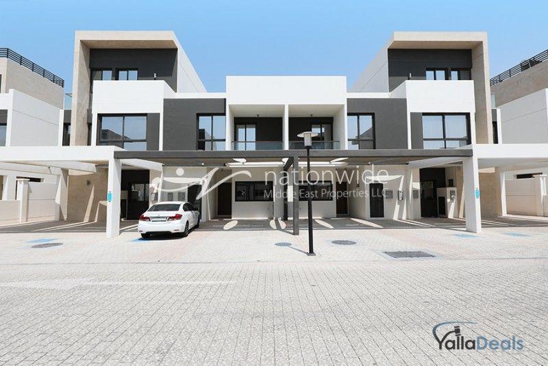 Townhouses for Sale in Al Salam Street, Abu Dhabi