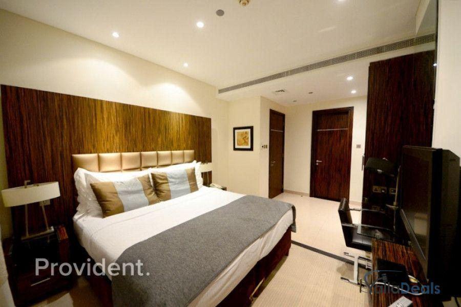 Hotel Rooms & Apartments for Sale in JLT Jumeirah Lake Towers, Dubai