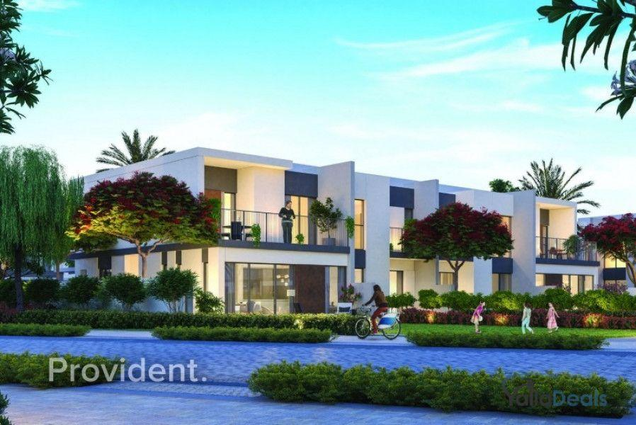 New Projects - Townhouses for Sale in Tilal Al Ghaf Development, Dubai