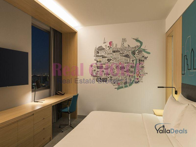 Hotel Rooms & Apartments for Rent in Deira, Dubai