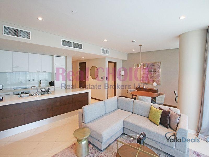 Hotel Rooms & Apartments for Rent in Dubai Festival City, Dubai