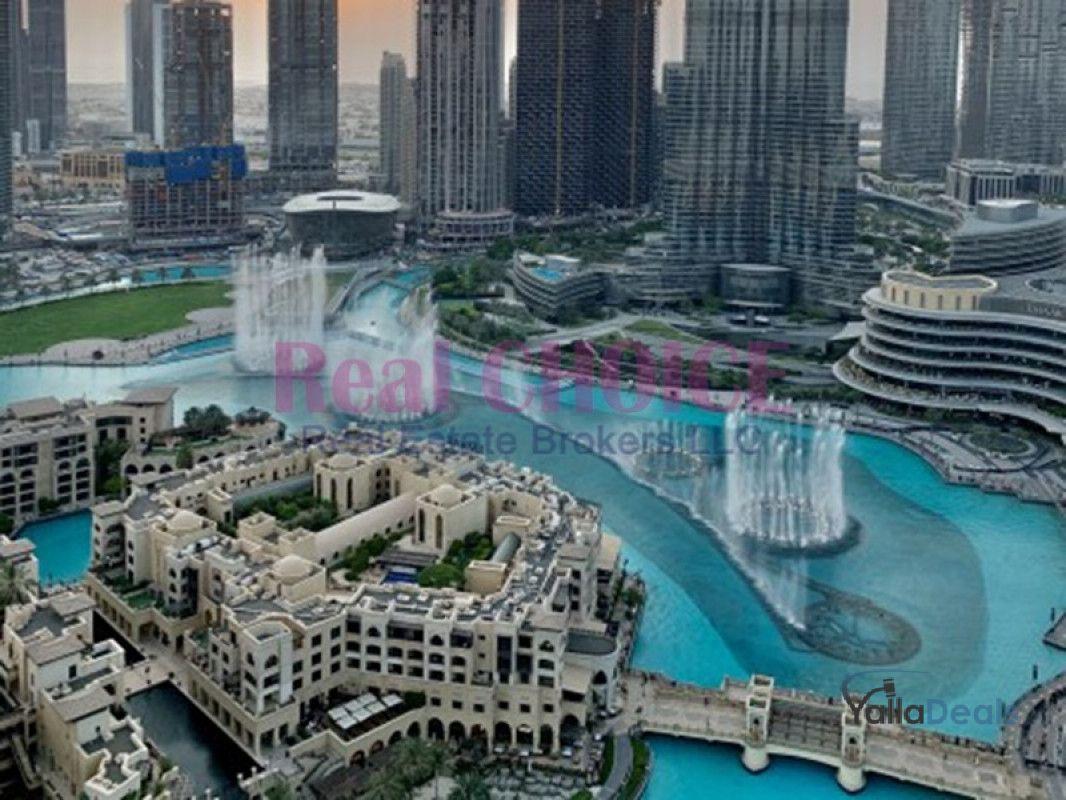 Hotel Rooms & Apartments for Rent in Downtown Dubai, Dubai