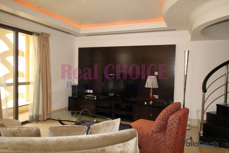 Penthouses for Rent in JBR Jumeirah Beach Residence, Dubai