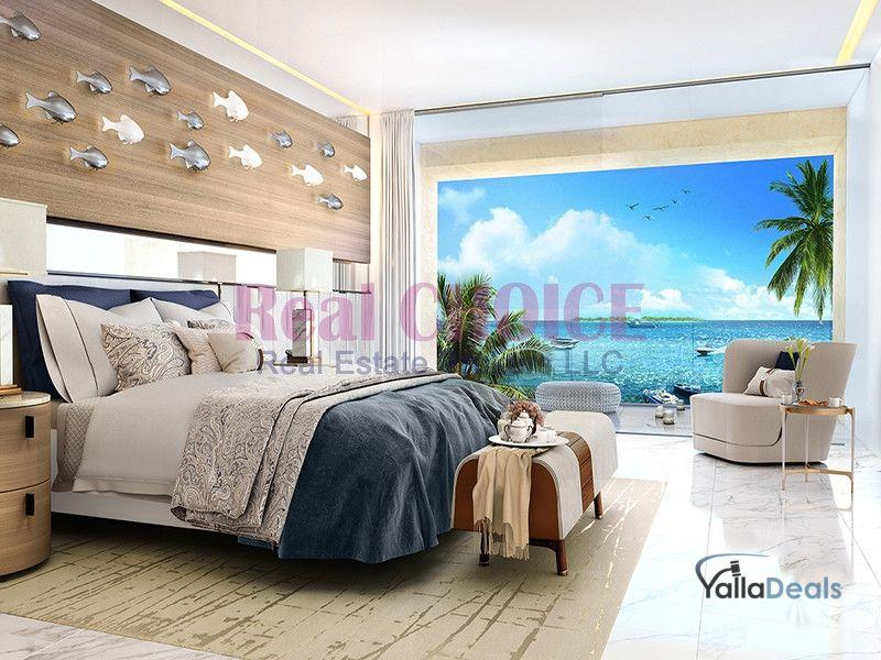 Hotel Rooms & Apartments for Sale in The World Islands, Dubai