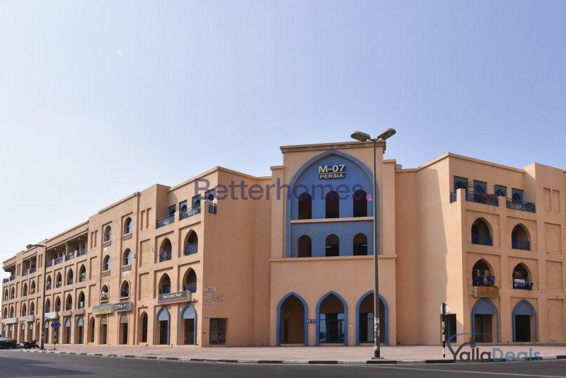 Commercial Property for Rent in International City, Dubai